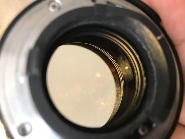 カメラ転売 カビ